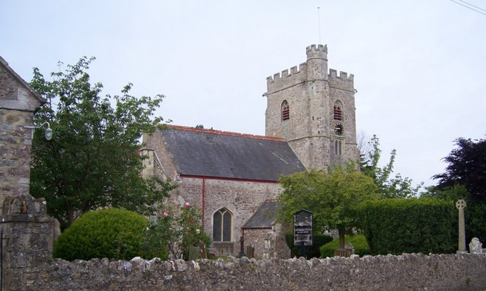 Axmouth Church