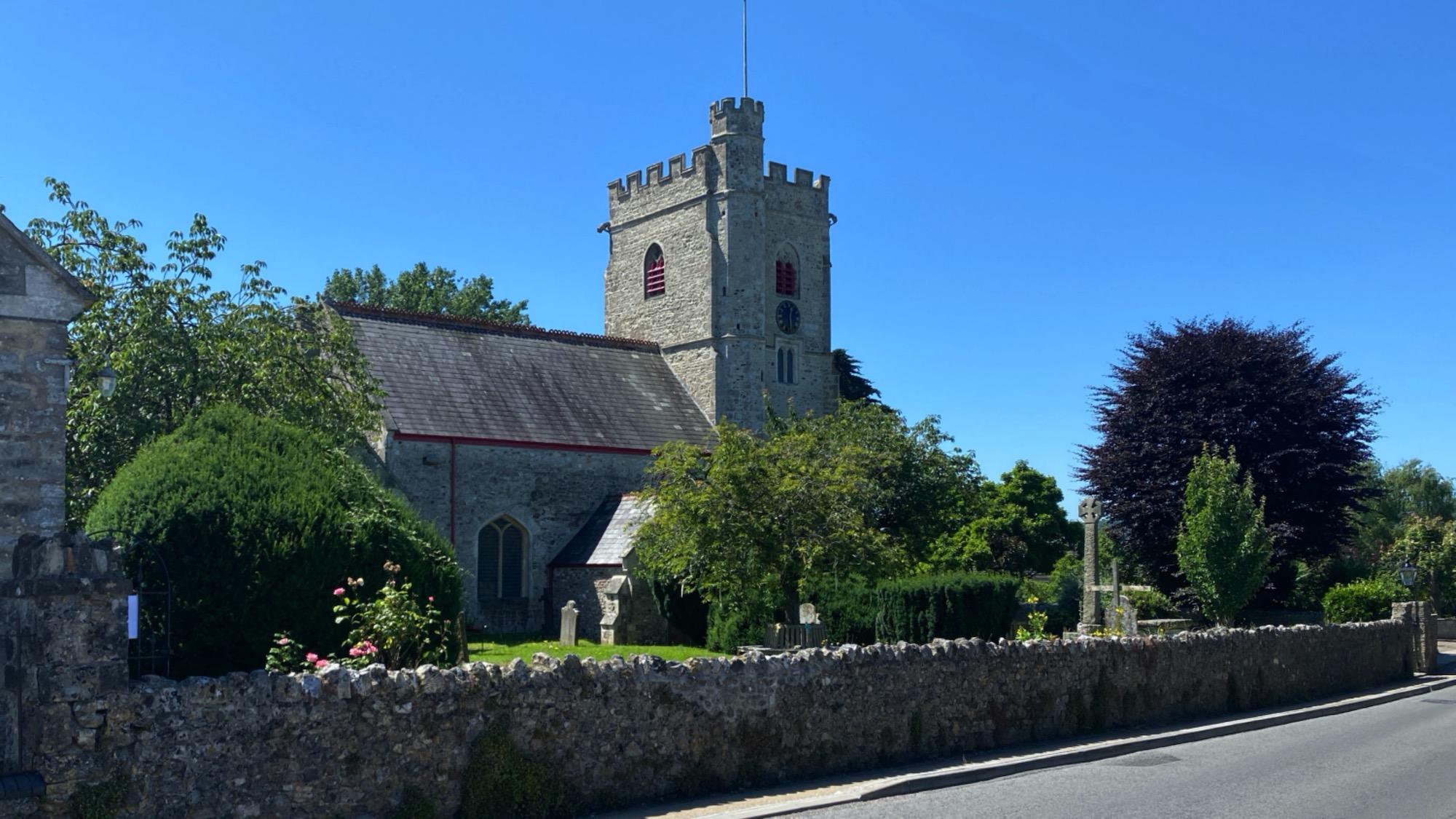 Axmouth Church